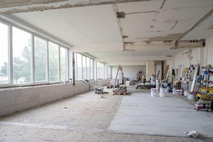 Bürofläche 1 O.G. 230m²