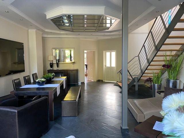 Blick in das Wohn-/ Esszimmer