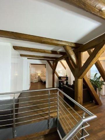 Wohnzimmer2 Premier Treppe
