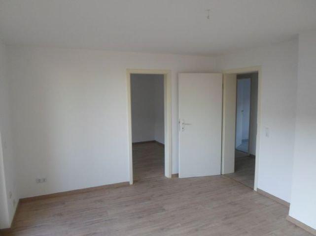 Musterwohnung Wohnzimmer