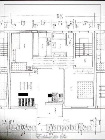Grundriss Wohnungen