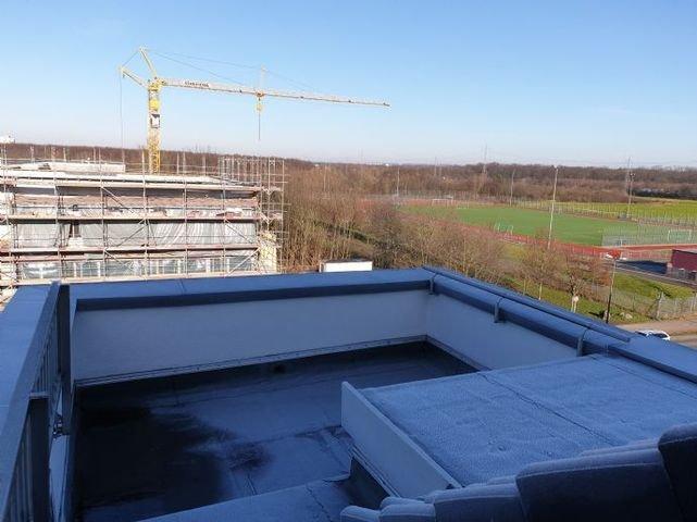 Dachterrasse vorne