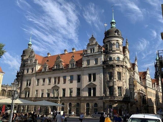 Dresdner Schloß