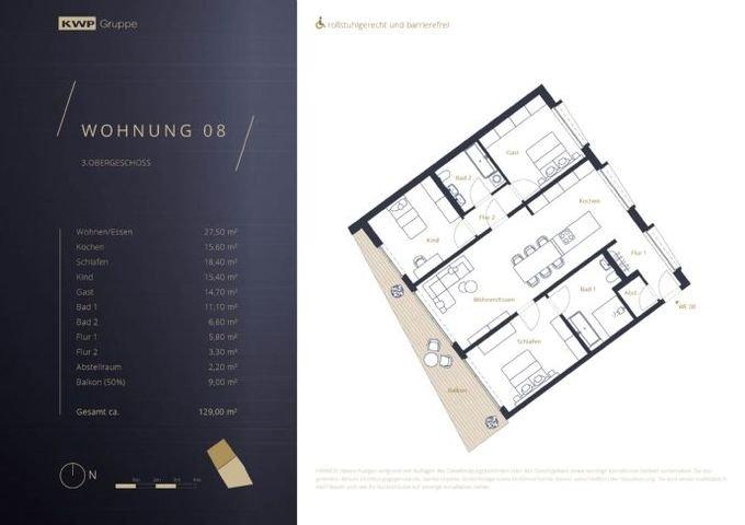 Grundriss Wohnung 08