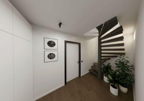 Wohnung 4 Flur