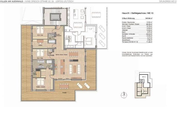 Villa 1 - Penthouse - WE13