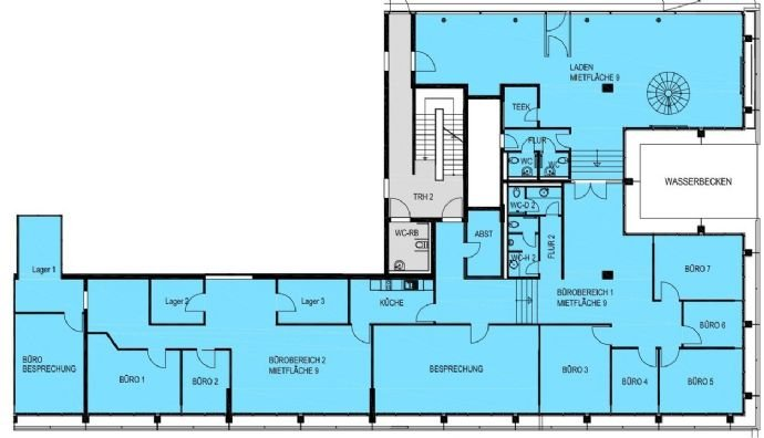 Erdgeschoss 524 m²