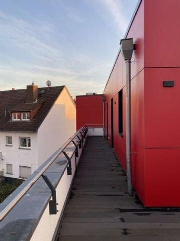 Penthouse Dachterrasse seitl.