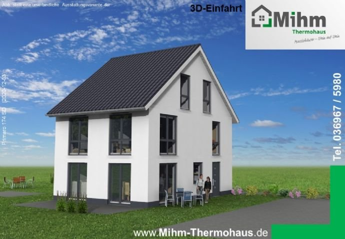 Mihm-Thermohaus_Primero174SD-Ost_3D-Einfahrt