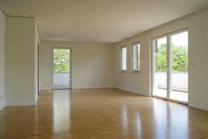 Das Wohn- und Esszimmer