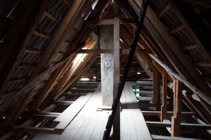 Haupthaus - Dachstuhl