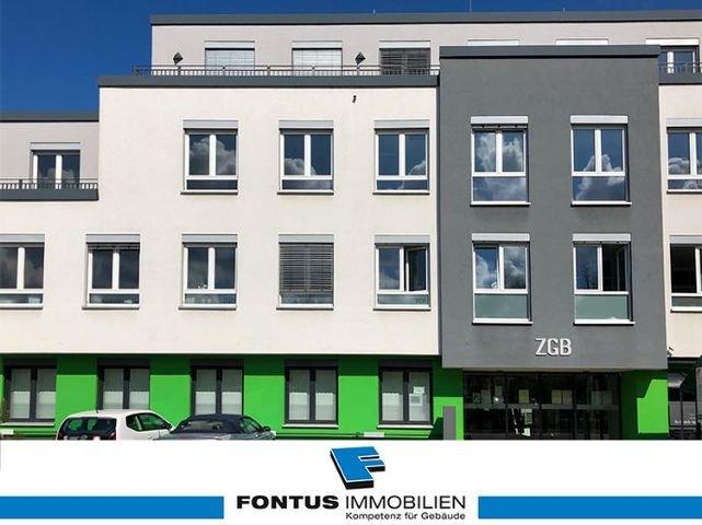 Fontus-Immobilien - ÖST - 2OG - Außenansicht