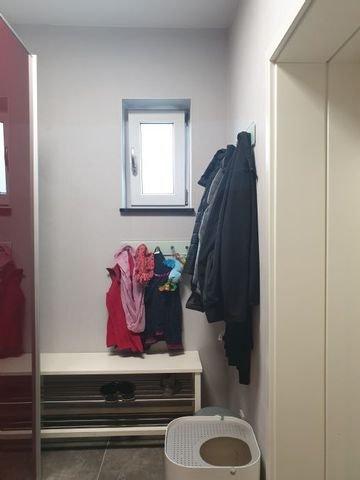 Praktischer Vorraum mit Garderobe
