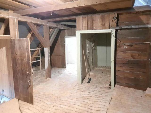Dachboden als Ausbaureserve (1)
