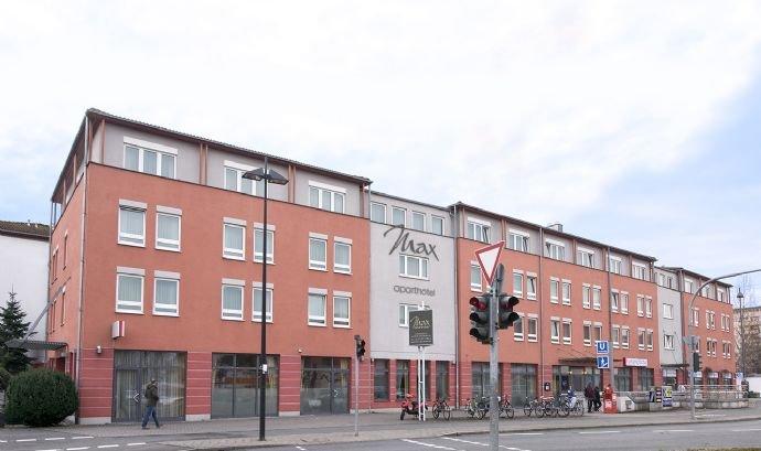 Max Aparthotel - Innenstadt, direkt an der U1