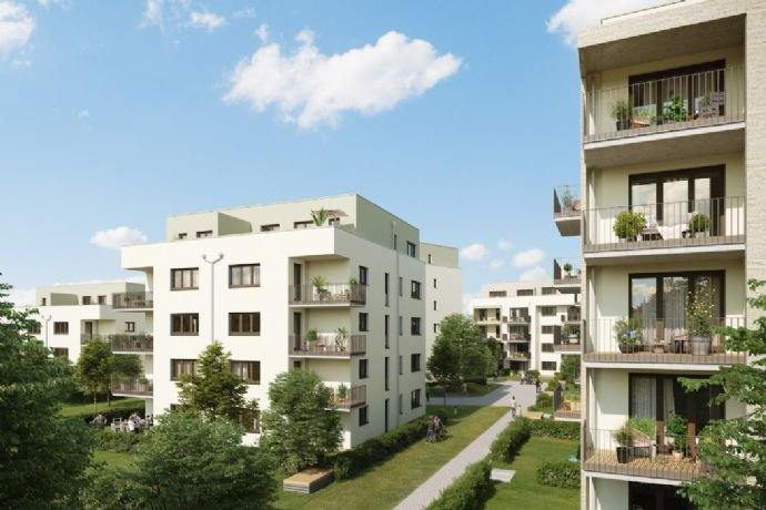Visualisierung_7050105_Römerquartier_Balkone