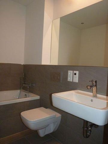 modernes Bad mit Wanne & Dusche
