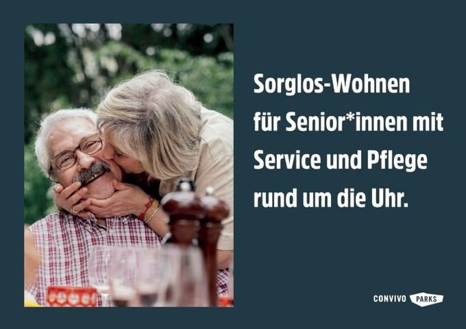 Sorglos-Wohnen für Senior*innen