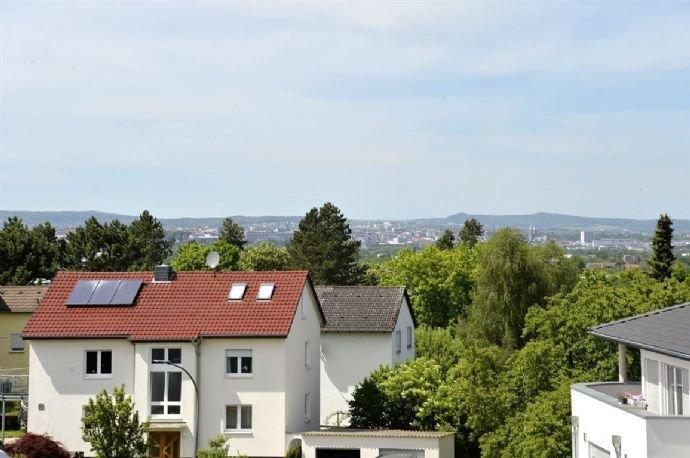 Blick auf die Stadt Kassel