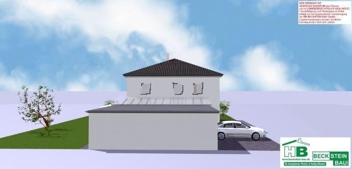 Haus 3 Ansicht 3-D Osten