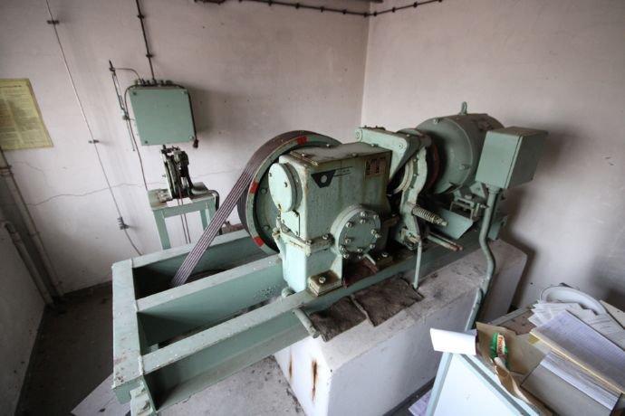 Aufzug-Betriebsraum