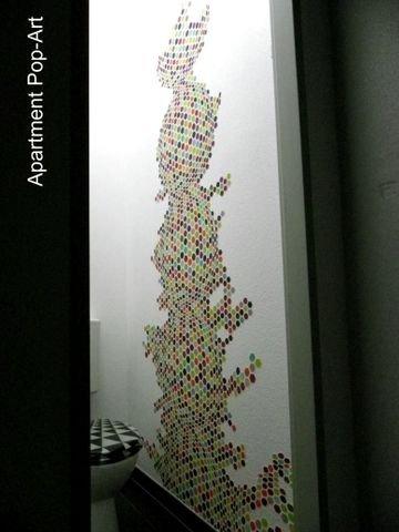 Apartment Pop-Art, WC