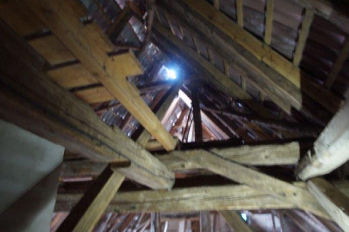 Haupthaus - Dach mit Betondachsteinen