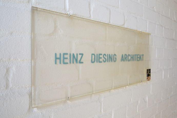 Architekt Heinz Diesing