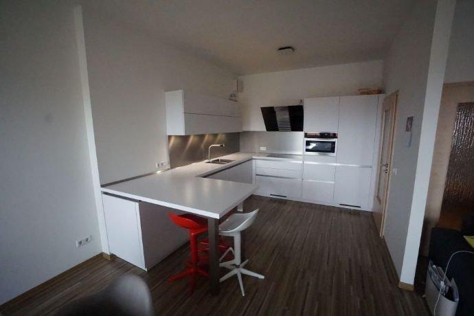 Küchenbereich m. Einbauküche