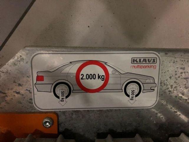Zulässiges Fahrzeuggewicht