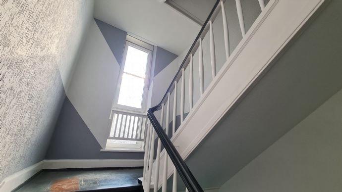 ...und Treppenhaus