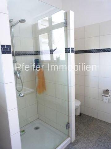 Modernes Tageslichtbad - Dusche