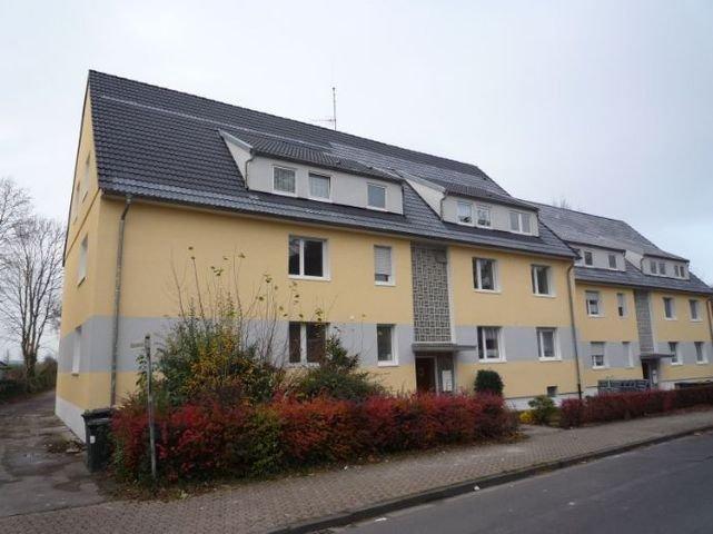Hausansicht Fassaden und Dach saniert