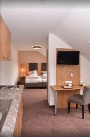 Großzügiges Apartment mit 2 Zimmer - App 3