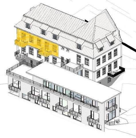 Lage der Wohnung im Objekt