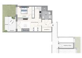 Haus 2 WE 05 Erdgeschoss
