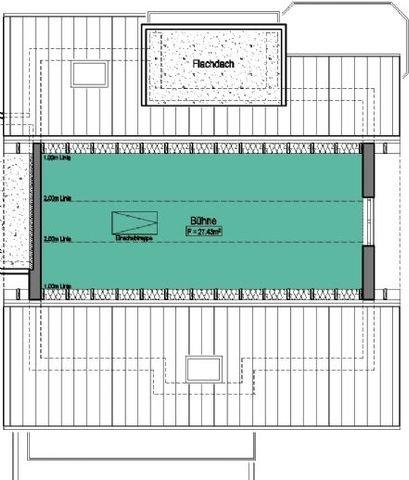 zu Wohnung-Nr. 9 = 27,43m²