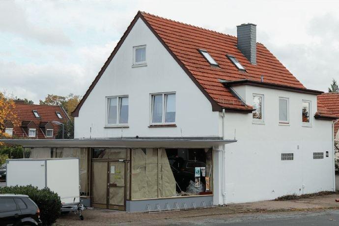 Wohn- und Geschäftshaus im Herzen von Borgfeld