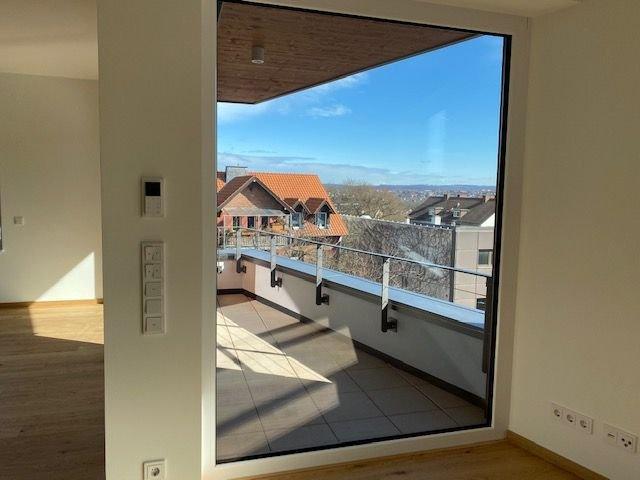 Blick Schlafzimmer - Balkon