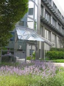 Eingang Haus 7