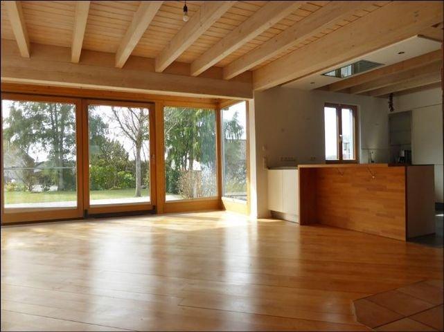 Wohnzimmer & Küchentheke