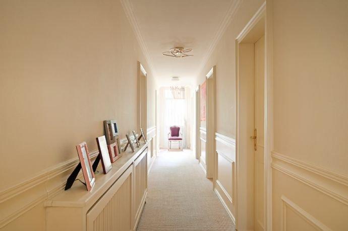 Flur Appartement mit eigener Eingangstür