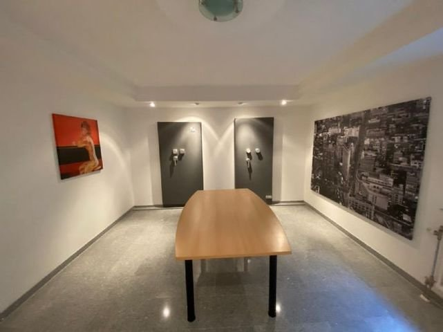 Meeting/Tresorraum
