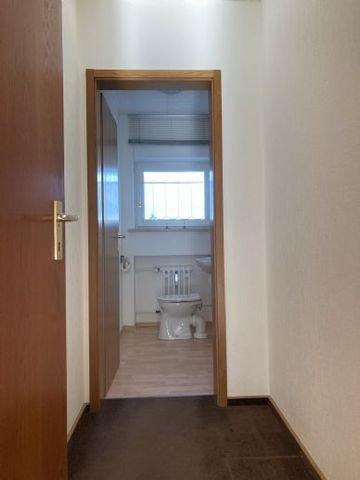 Gäste WC 4-Zimmerwohnungen