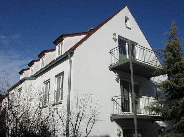 Dachgeschoss mit Balkon