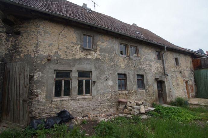 Haupthaus - hofseitige Fassade
