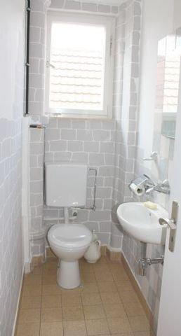 Gäste WC Wohnung EG