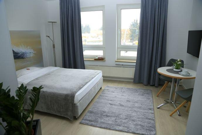 Max Aparthotel - Beispiel Hotelzimmer