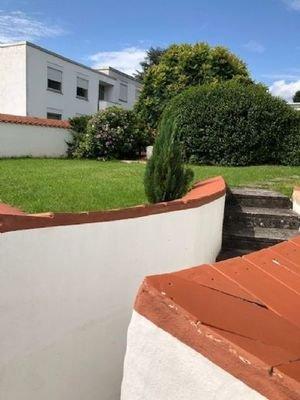 Aufgang Garten