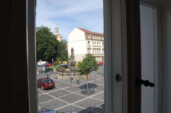 Blick auf die Zittauer Neustadt